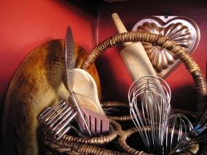 stock utensils
