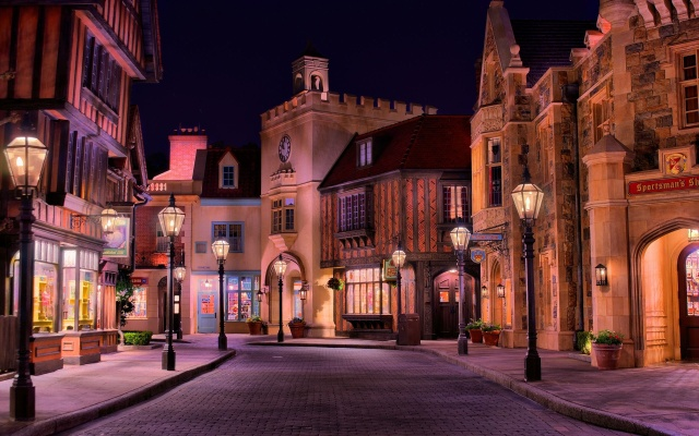 romantic-city-street