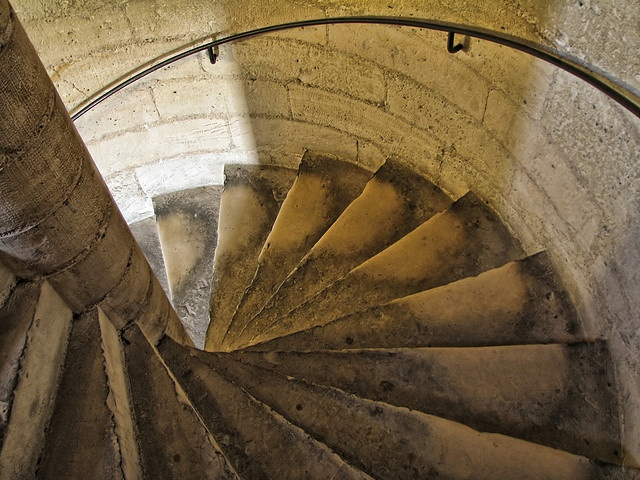 tower steps